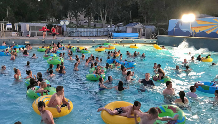 Price Wave Pool